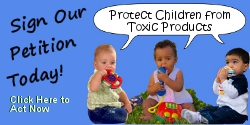 Protect Our Kids from Toxic Chemicals - Act Now!